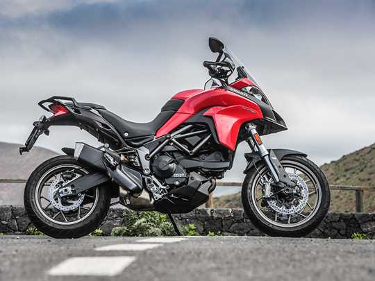 DUCATI MULTISTRADA 950  (2017-on)