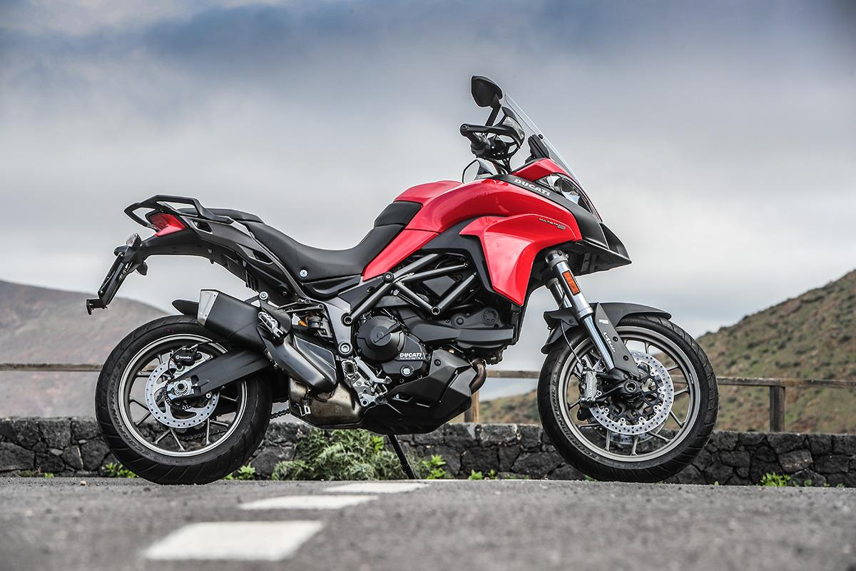 Ducati Multistrada 950 2017 On Review Mcn