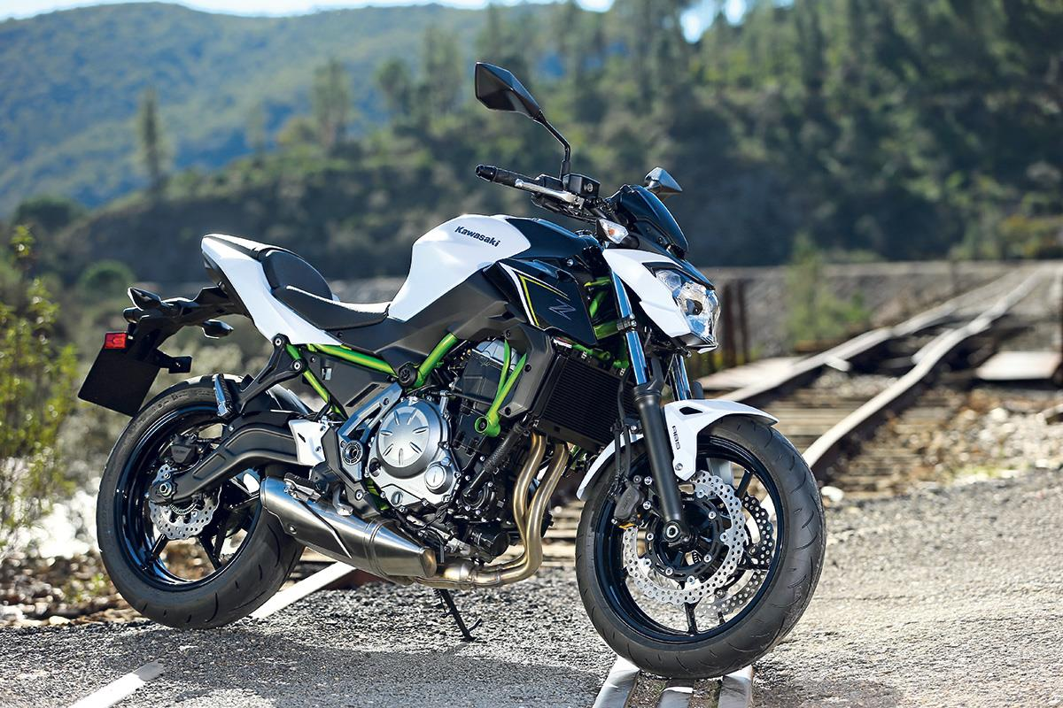 KAWASAKI Z650 2017 On Review