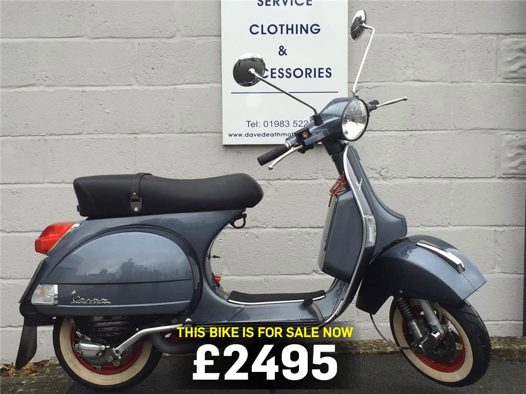 Bike of the day: Vespa PX150