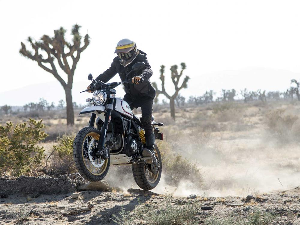 Five Things We Love About The 2017 Ducati Scrambler Desert Sled