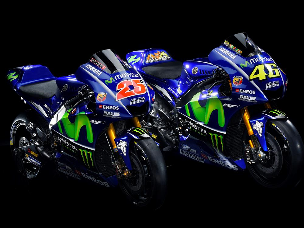 Gallery Yamaha Pull The Covers Off 2017 Motogp Machine Mcn