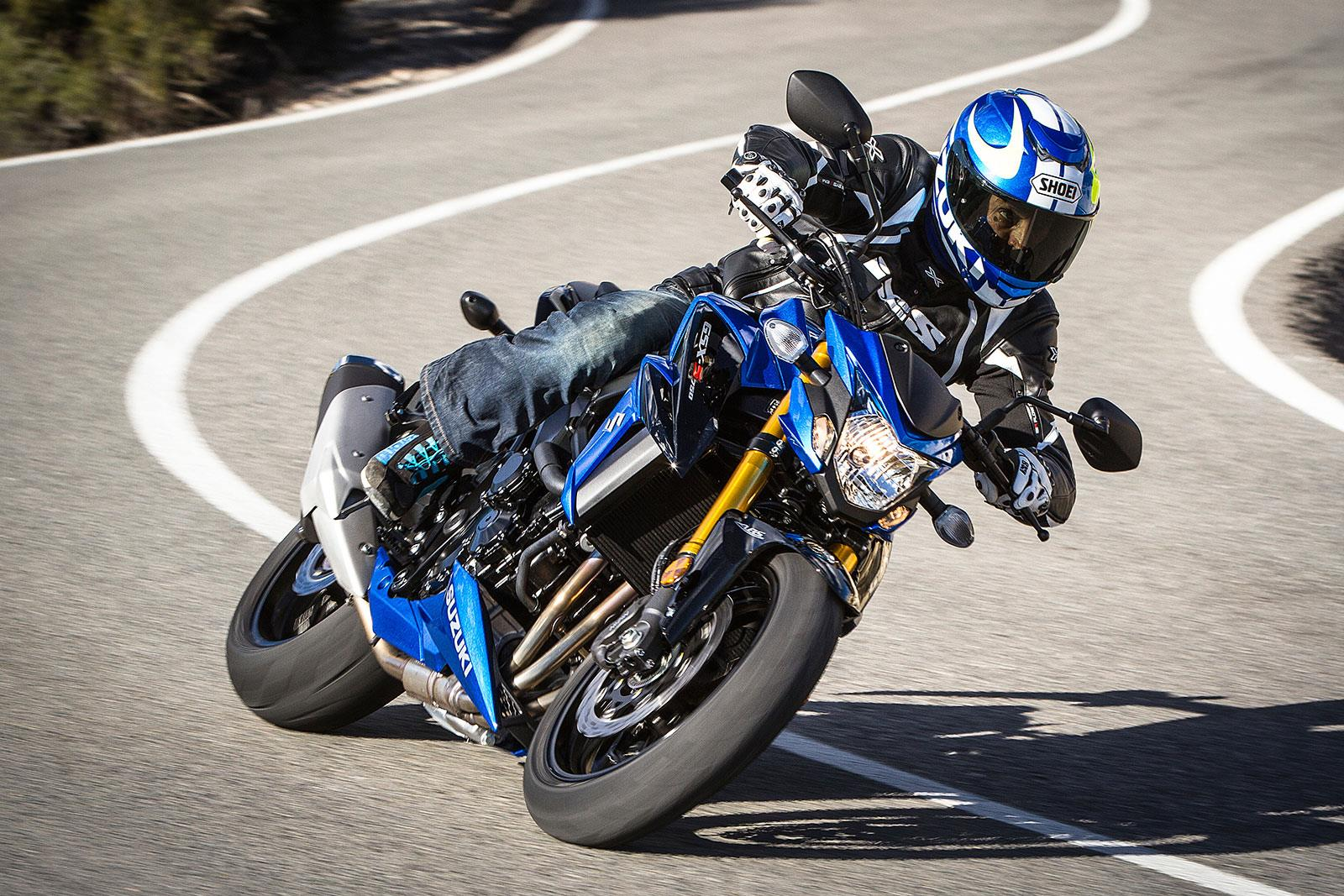 New Suzuki GSX-S750 – yours for £99 a month | MCN