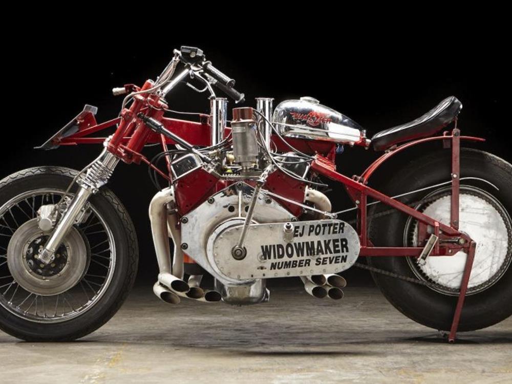 Fancy a V8 drag racing bike? | MCN