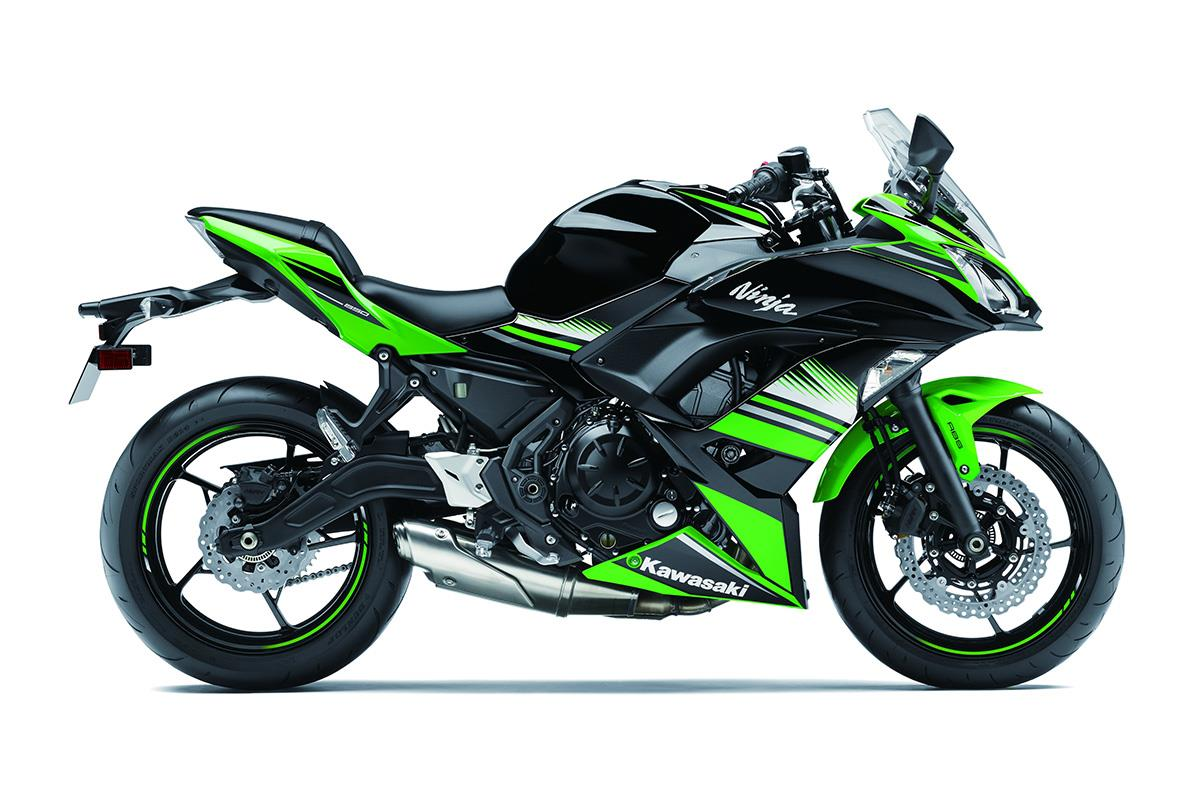 KAWASAKI NINJA 650 2017 On Review