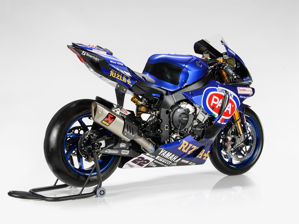 gallery pata yamaha lift covers off 2017 yzf r1 mcn. Black Bedroom Furniture Sets. Home Design Ideas