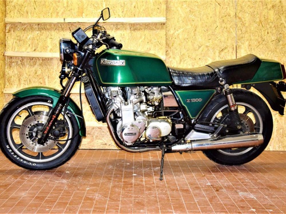 Bike of the day: Kawasaki Z1300   MCN