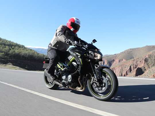 KAWASAKI Z900  (2017-on)