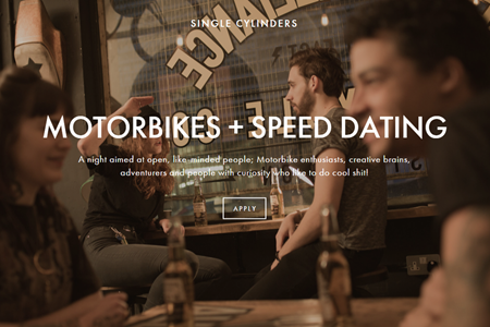single cylinders speed dating