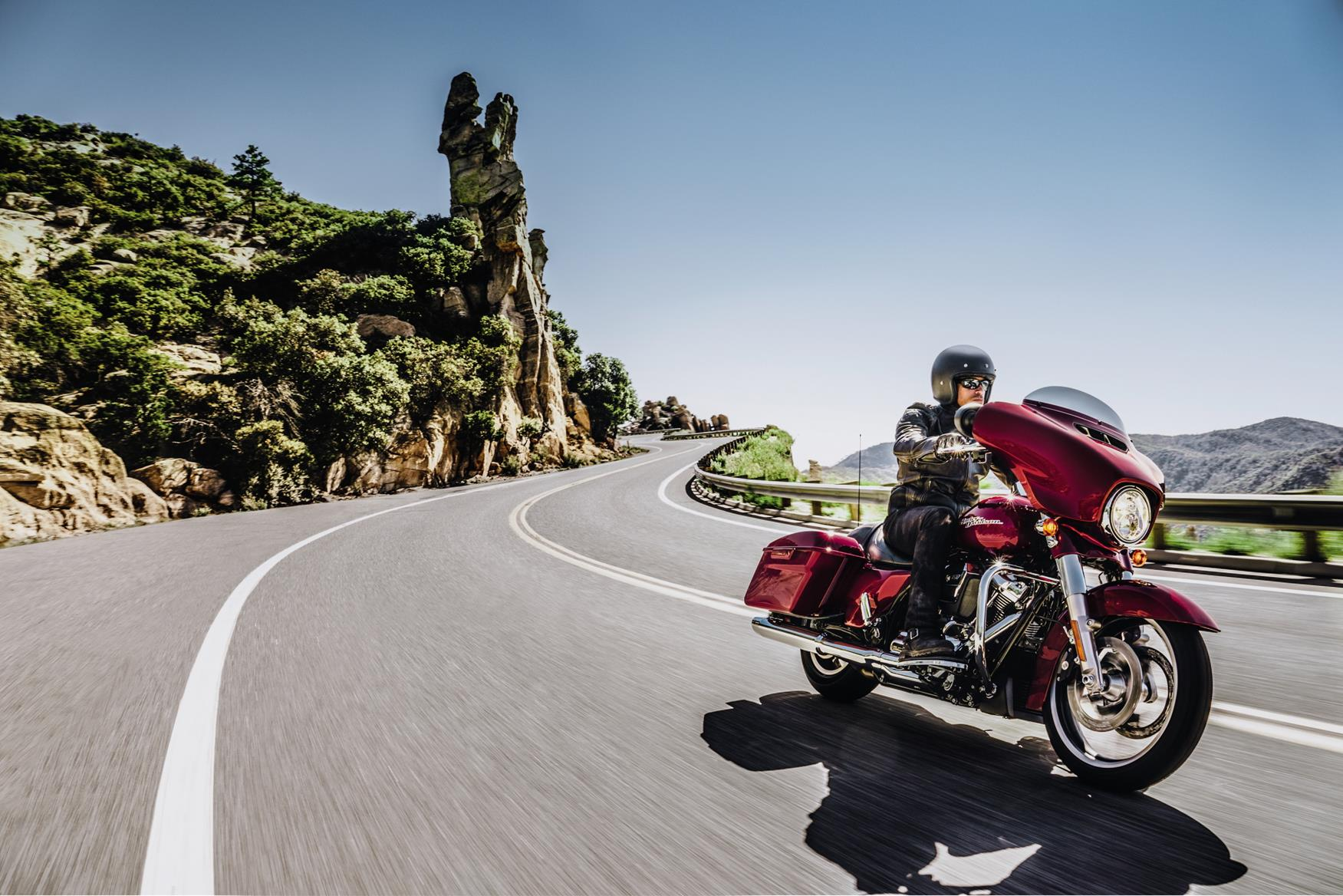 Win a Harley-Davidson plus the riding trip of a lifetime   MCN