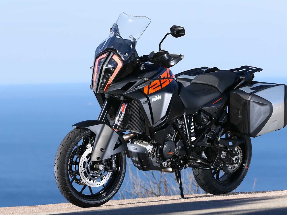 ktm 1290 super adventure s first ride impressions | mcn