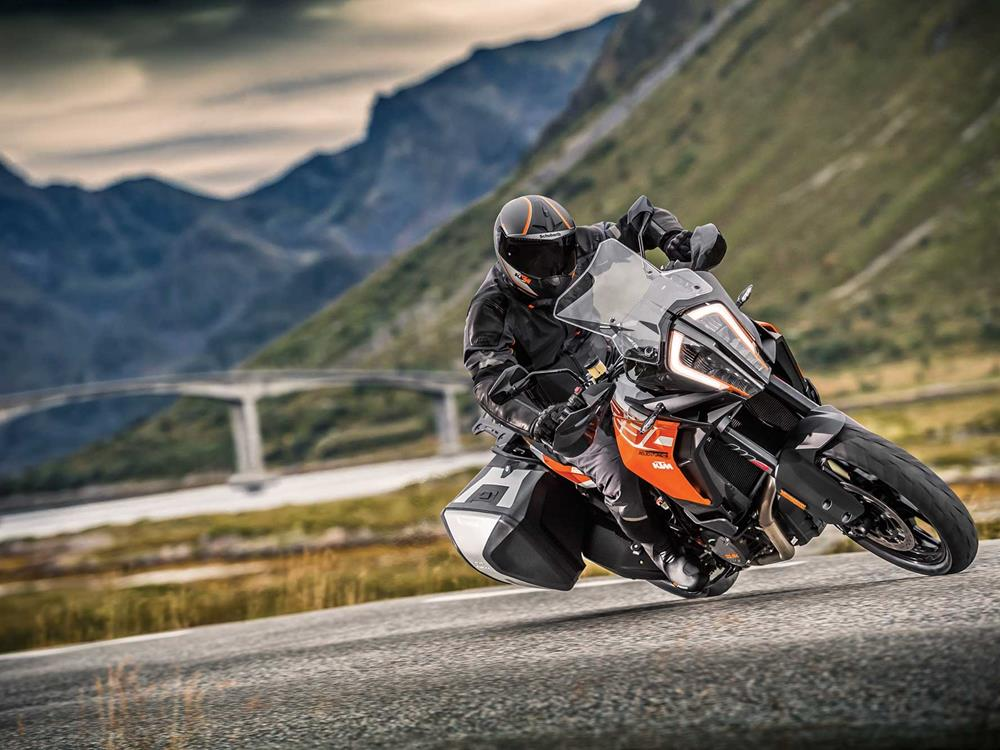 ktm 1290 super adventure s first ride impressions | mcn