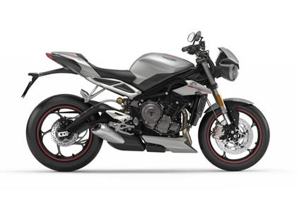 TRIUMPH STREET TRIPLE 765 RS  (2017-on)