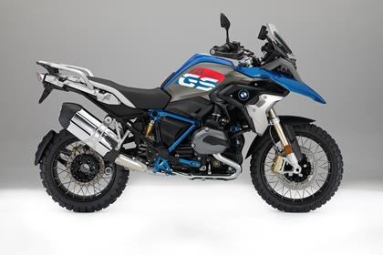 BMW R1200GS Rallye (2017-on)