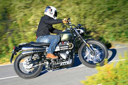 TRIUMPH STREET SCRAMBLER  (2017-on)