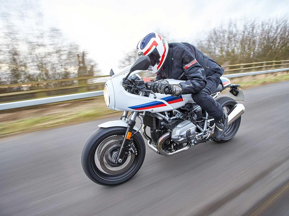 Bmw R Ninet Cafe Racer – Idea di immagine del motociclo