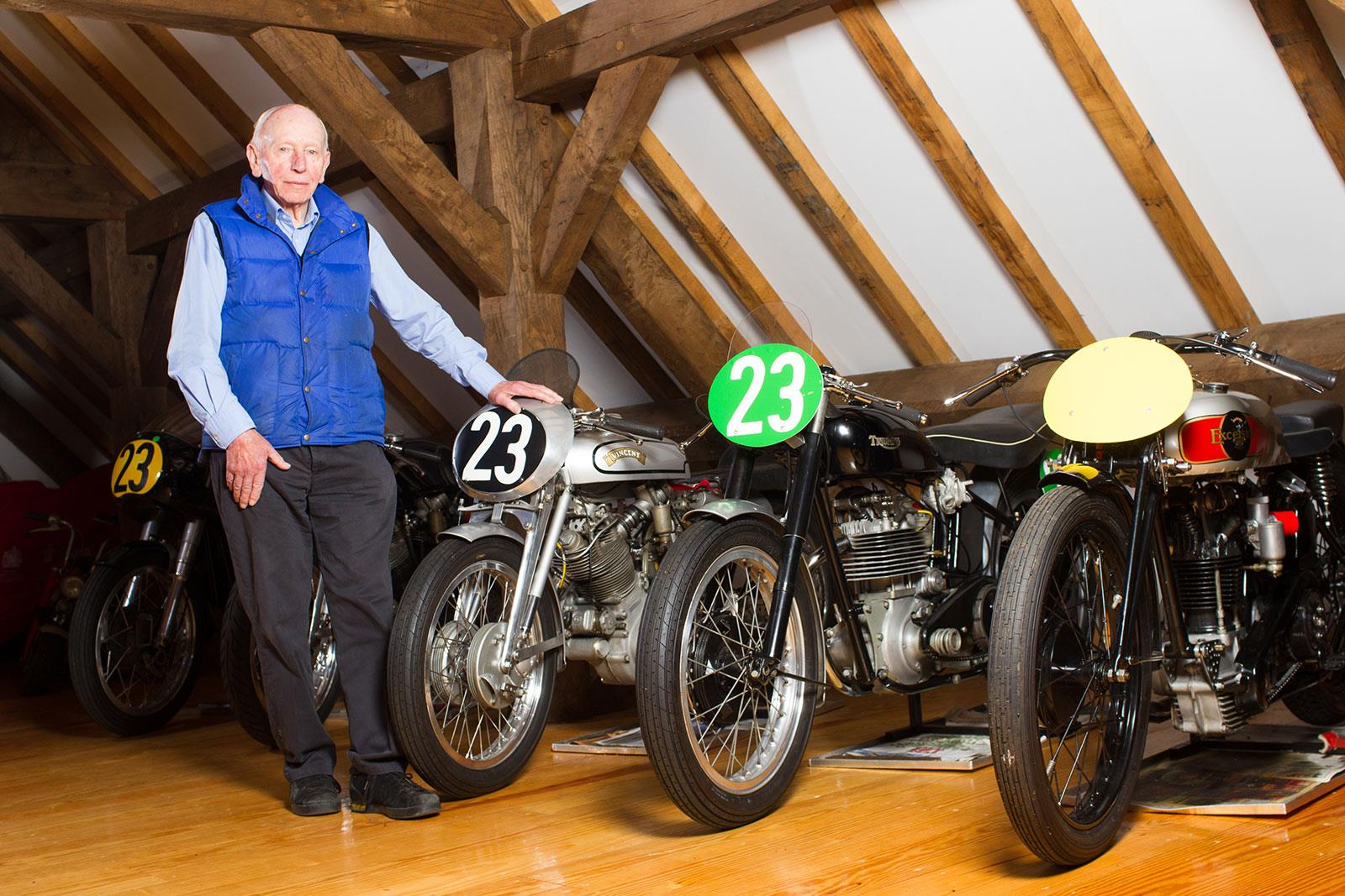 Gallery Remembering John Surtees