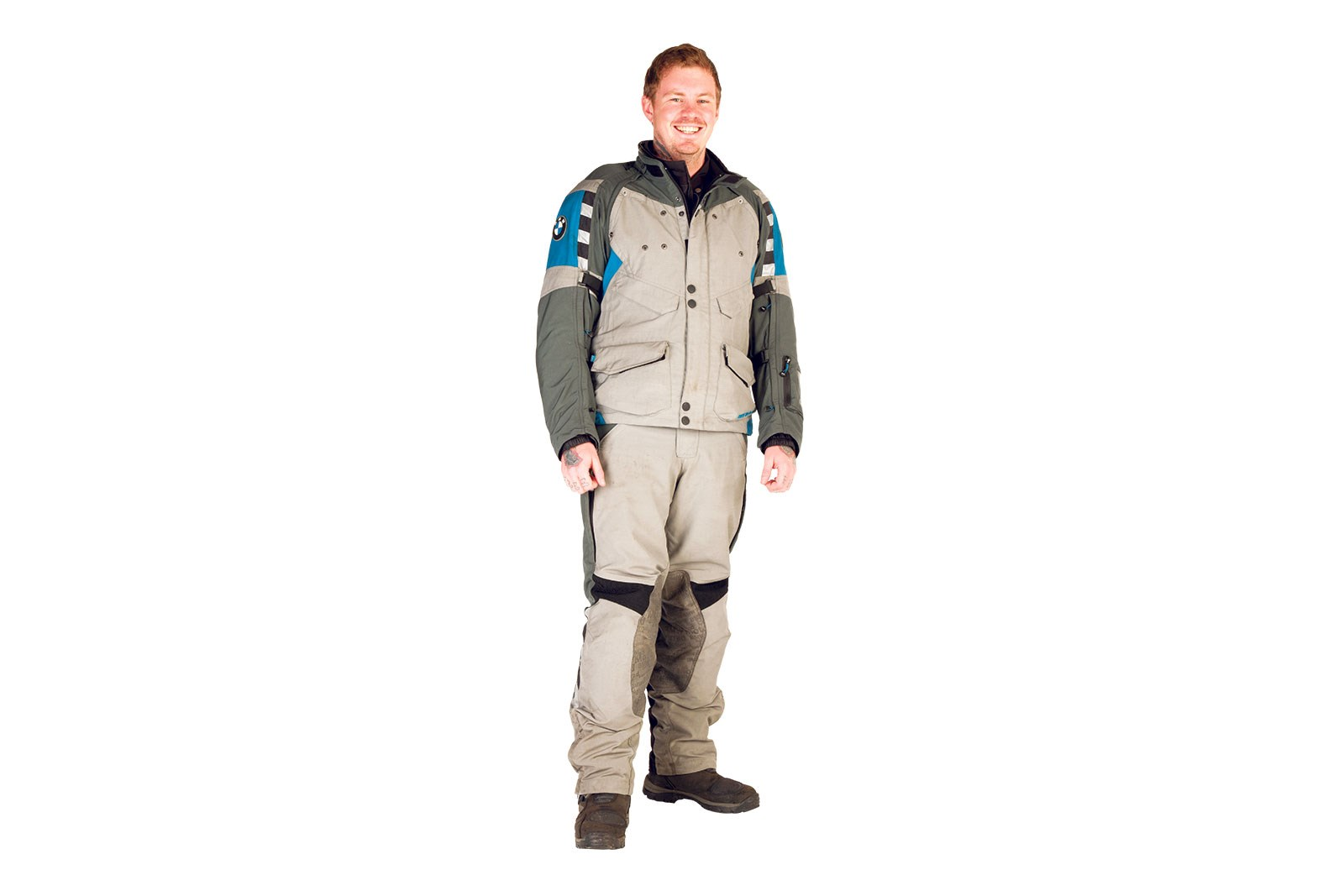 Product Review Bmw Rallye Suit