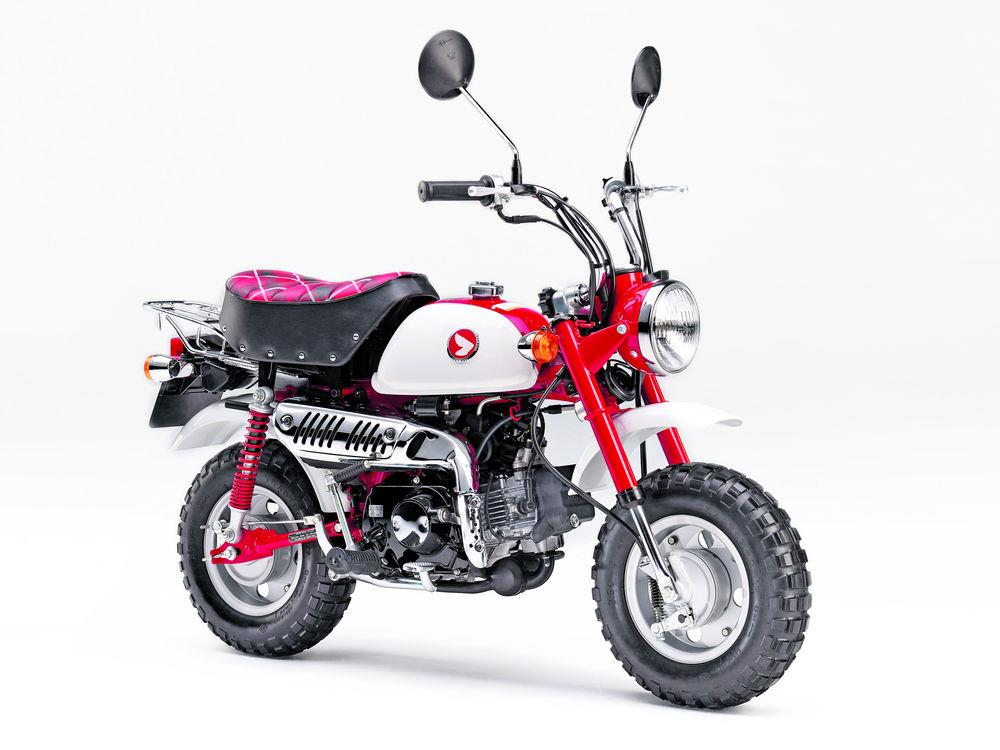 special edition honda monkey bike not coming to the uk mcn. Black Bedroom Furniture Sets. Home Design Ideas