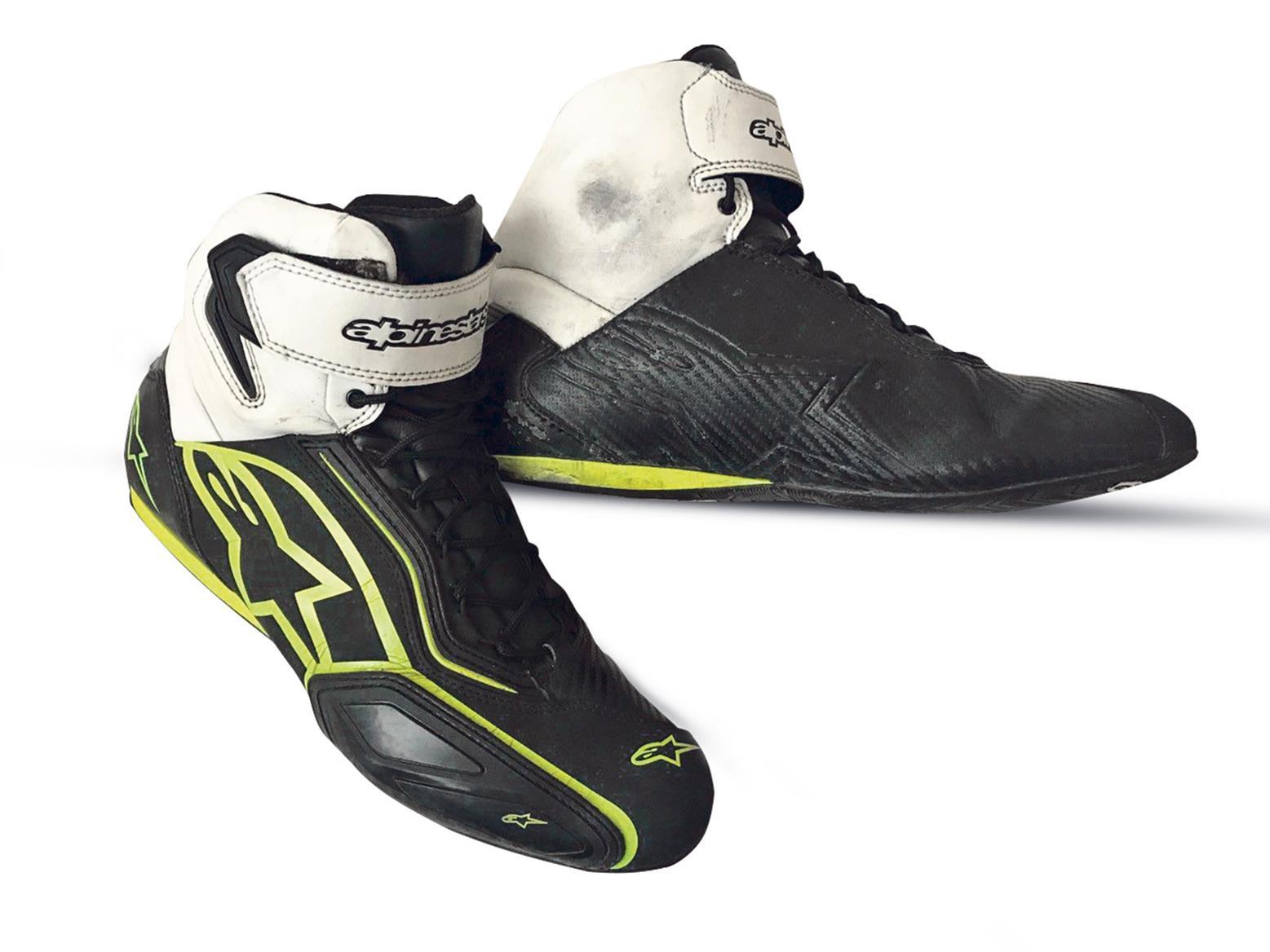 Alpine Motorcycle Gear >> Alpinestars Faster 2 Waterproof shoes | MCN