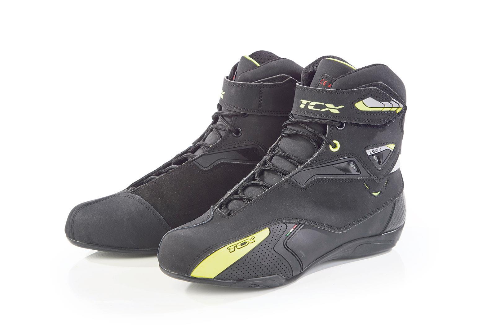 TCX Rush Waterproof boots