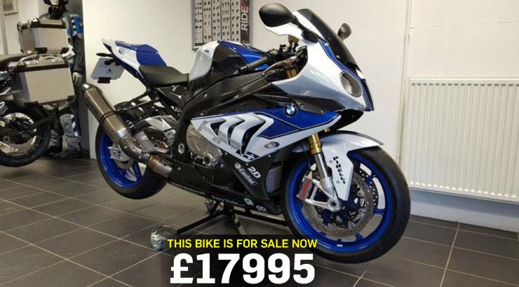 Bike of the day: BMW HP4 | MCN