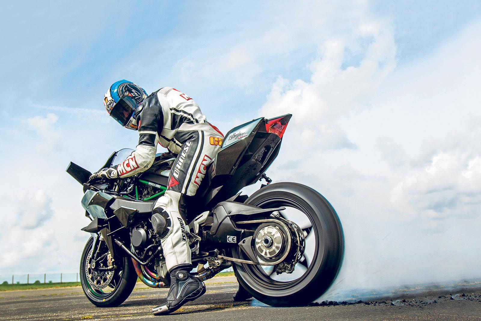 Why Kawasakis H2 Is A Slow Earner