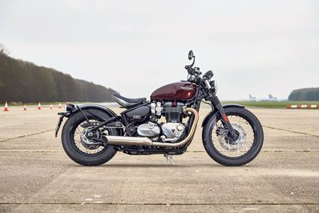 Mcn Fleet 2017 Triumph Bobber Is On Its Way