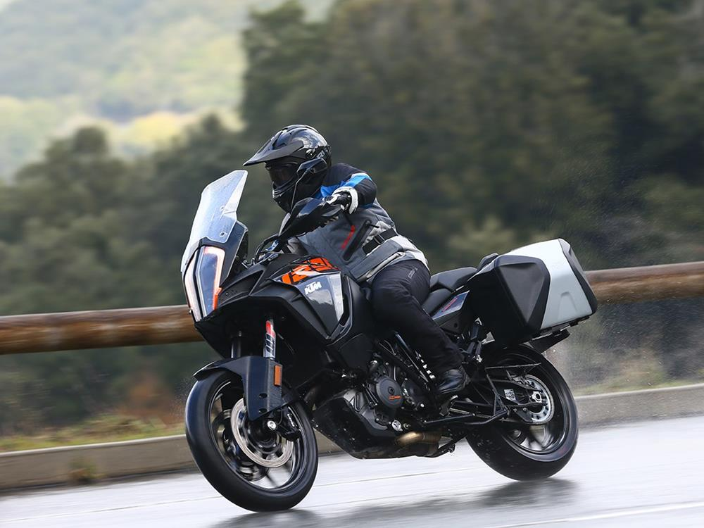 KTM 1290 Super Adventure S: The numbers