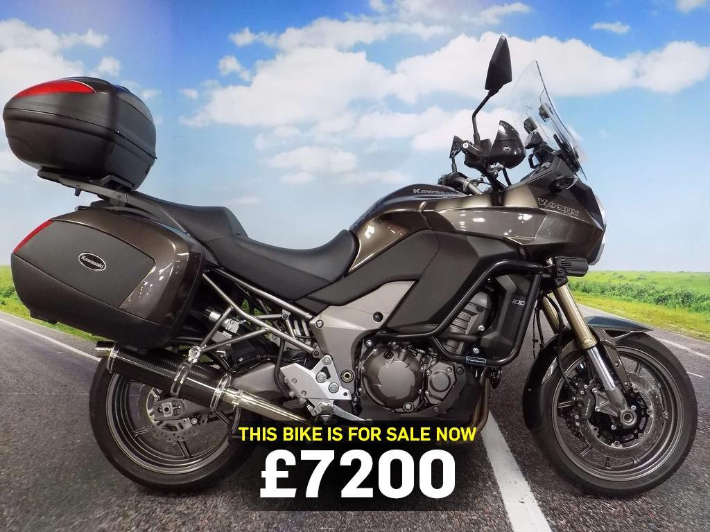 Bike of the day: Kawasaki Versys 1000 | MCN