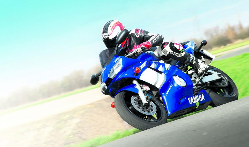 Insurance comparisons: Yamaha R6