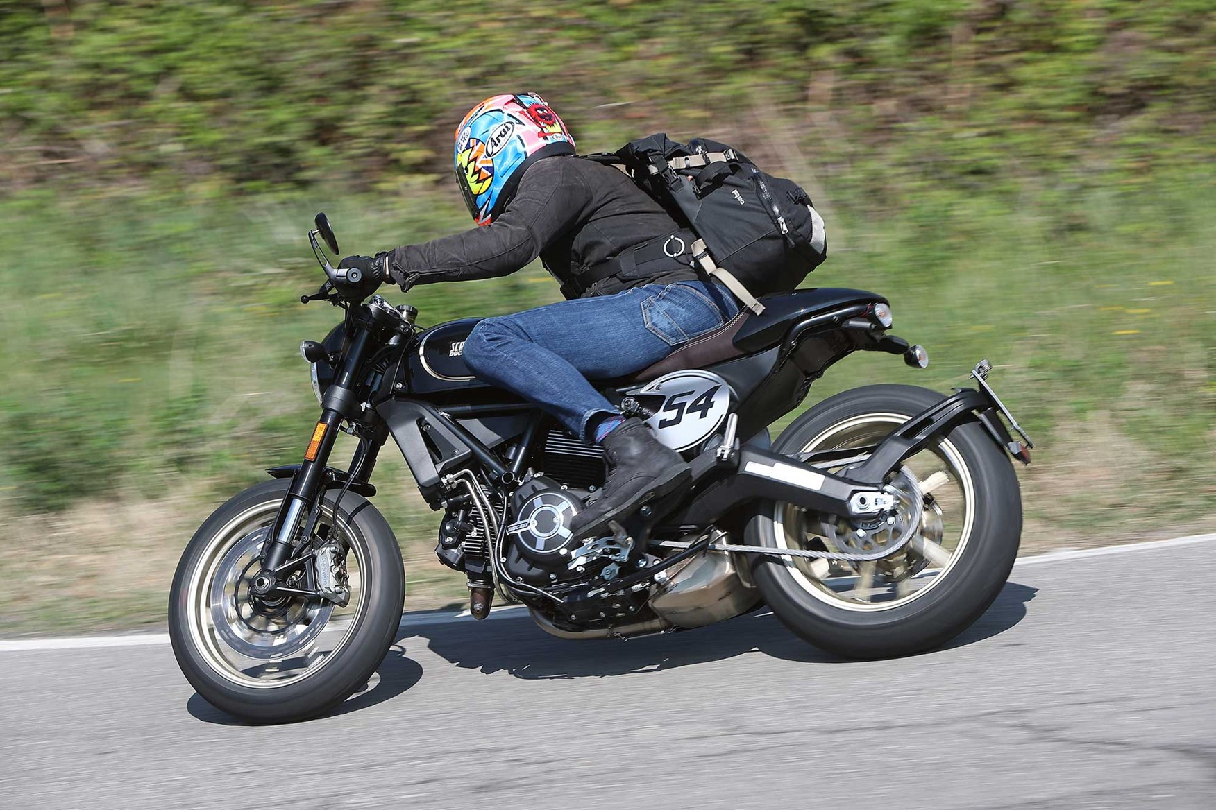 Video Why The Ducati Scrambler Café Racers Beauty Is More Than