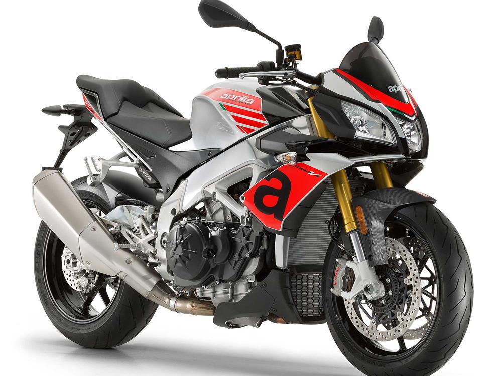 2017 Super of the year: Aprilia Tuono V4 1100 Factory | MCN