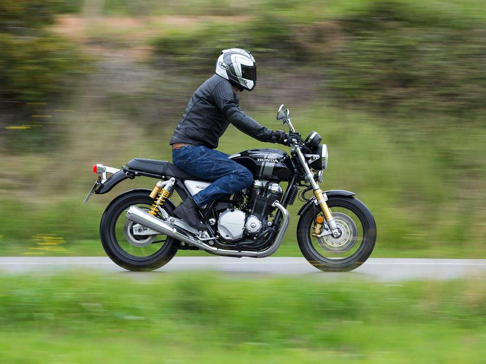 Video We Ride Hondas CB1100 RS And