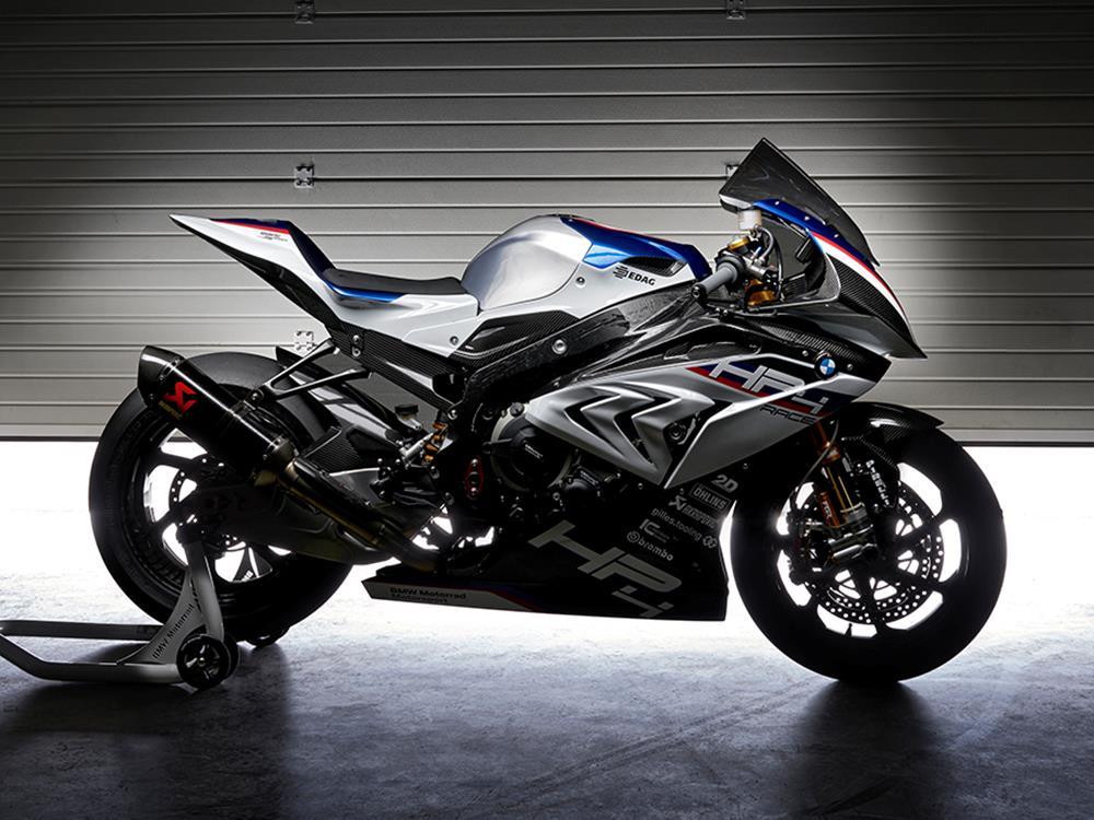 Bmw Confirm Bhp Carbon Framed  Superbike