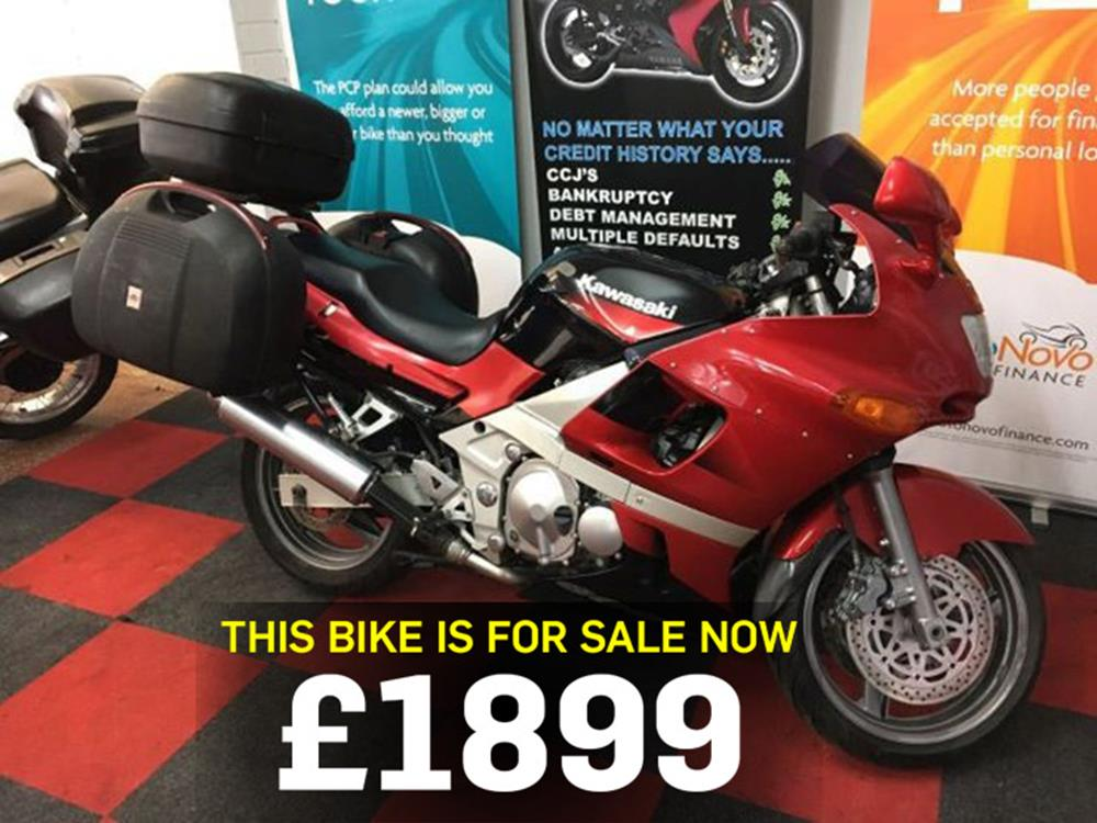 Bike Of The Day Kawasaki ZZR600