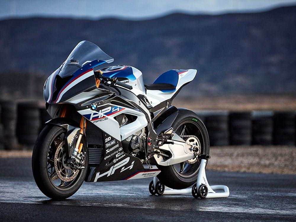 The Slightly More Affordable Bmw Hp4 Option
