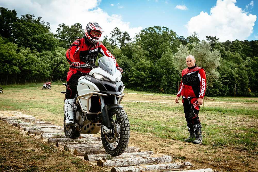 Ducati Multistrada 1200 Enduro Experience Comes To The UK