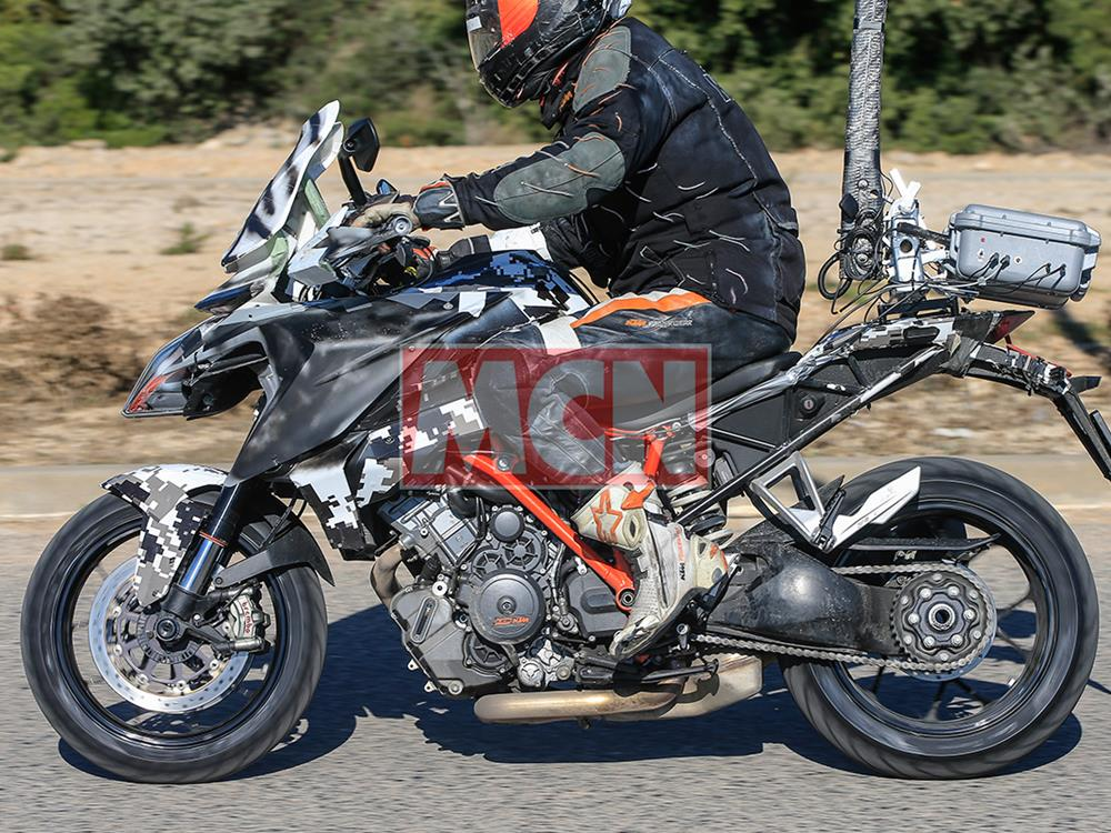2018 ktm 1290 super duke r.  2018 updated ktm super duke gt spotted during tests in 2018 ktm 1290 super duke r