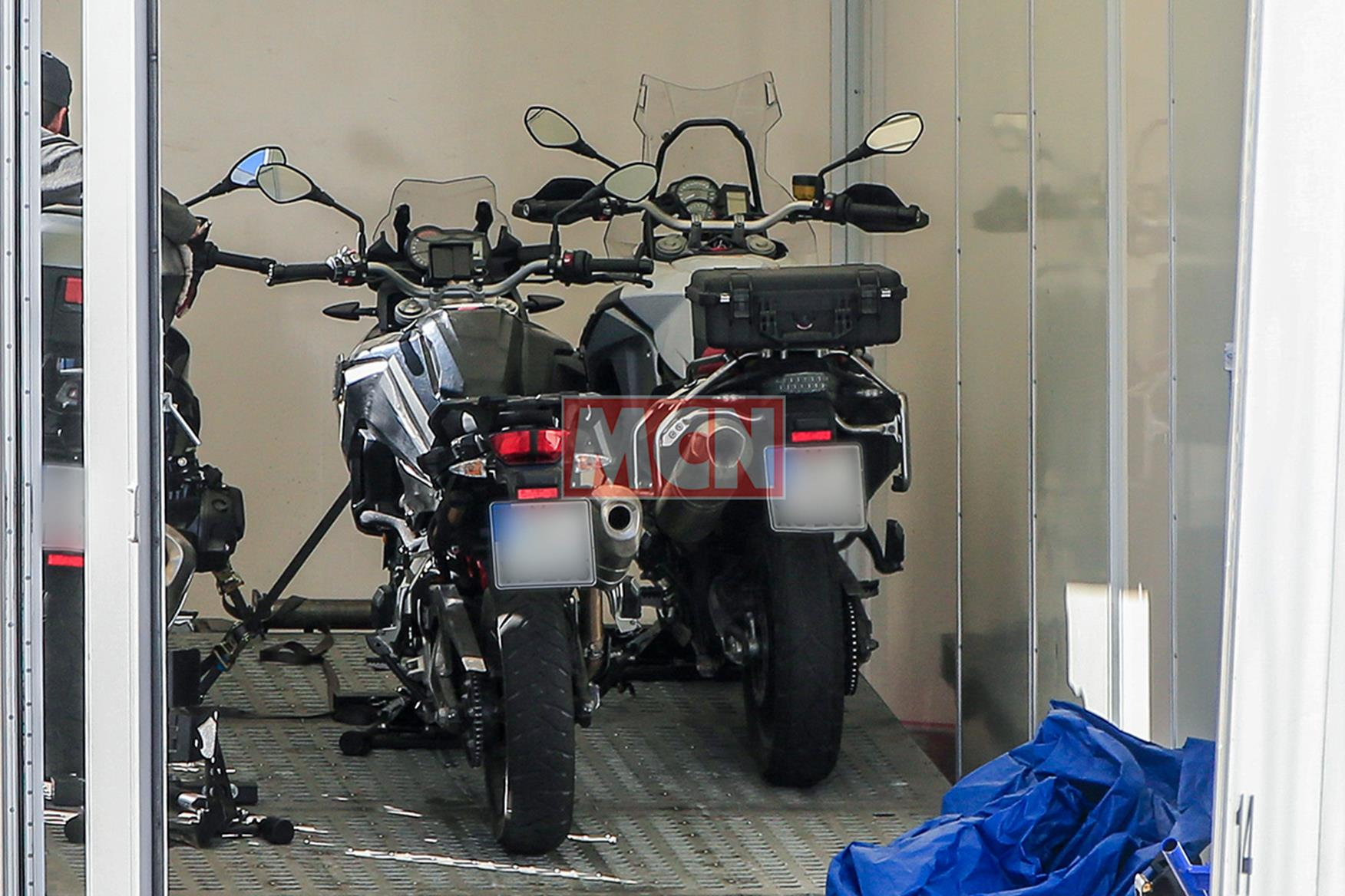 BMW set to unveil F850GS | MCN