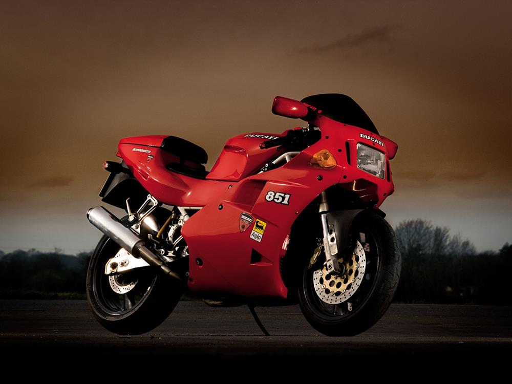 30 years of the Ducati 851 | MCN