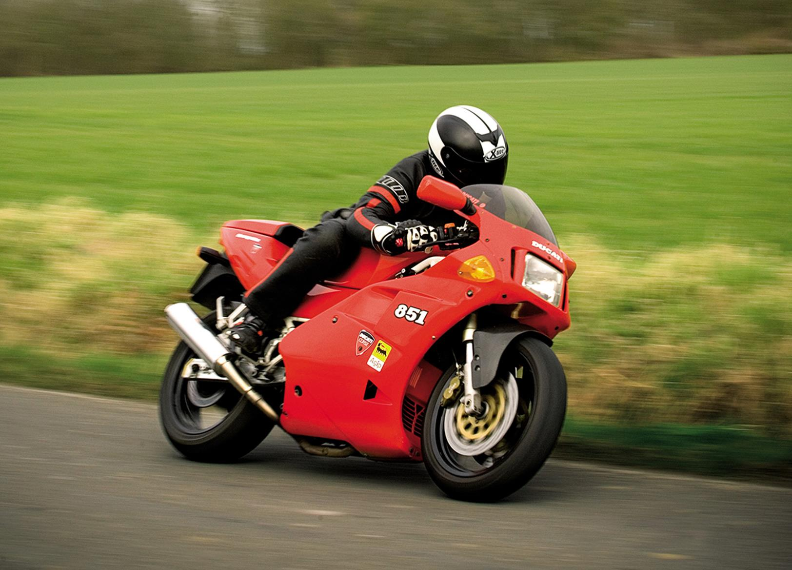 30 Years Of The Ducati 851 Mcn