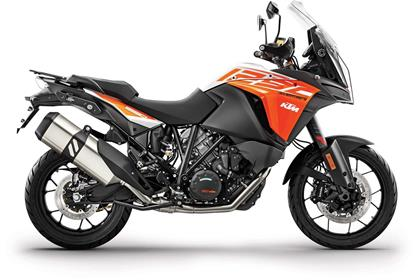 KTM 1290 SUPER ADVENTURE S  (2017-on)