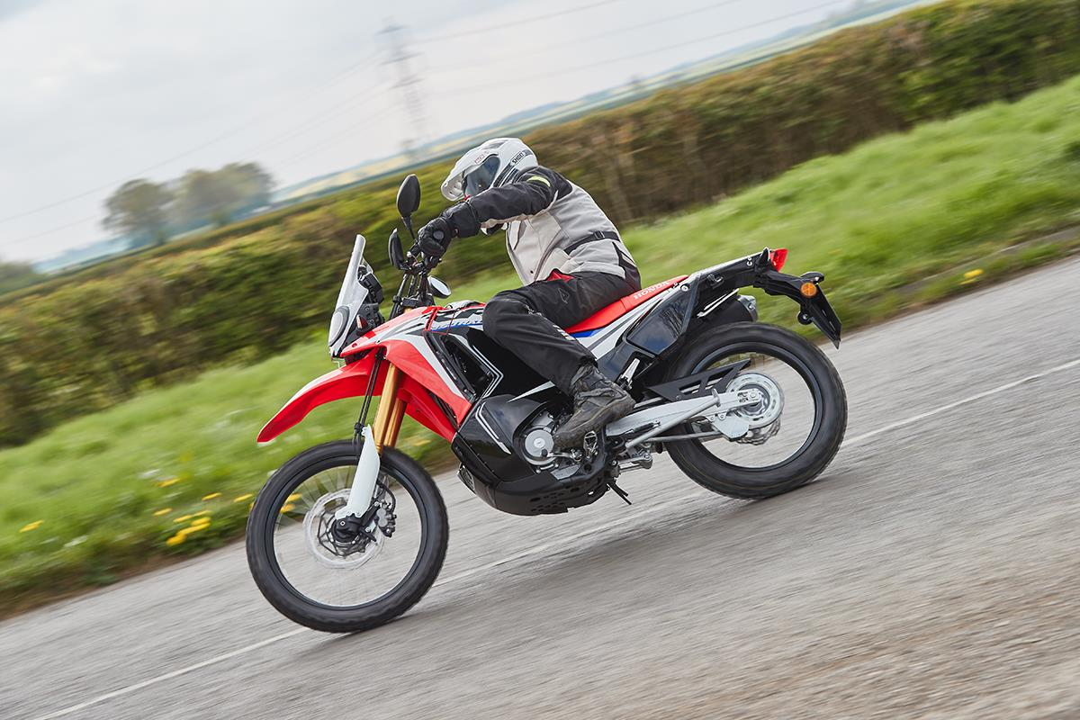 Honda CRF250 Rally: A great lightweight adventure bike