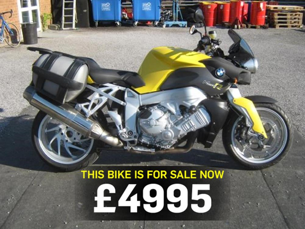 Bike of the day: BMW K1200R | MCN