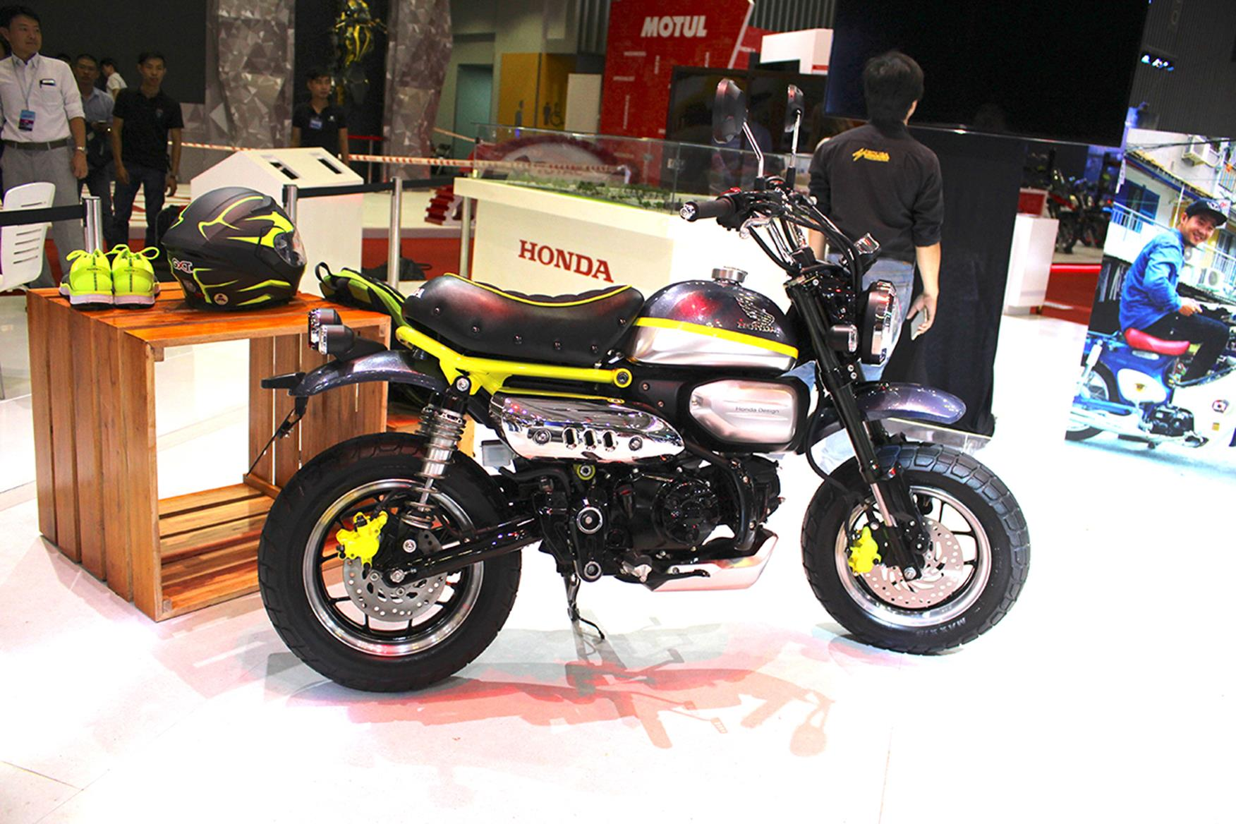 Image Result For Honda Trikea