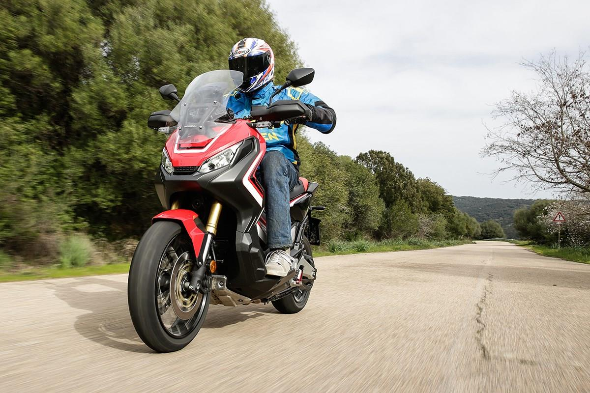 HONDA X-ADV (2017-on) Review | Speed, Specs & Prices | MCN