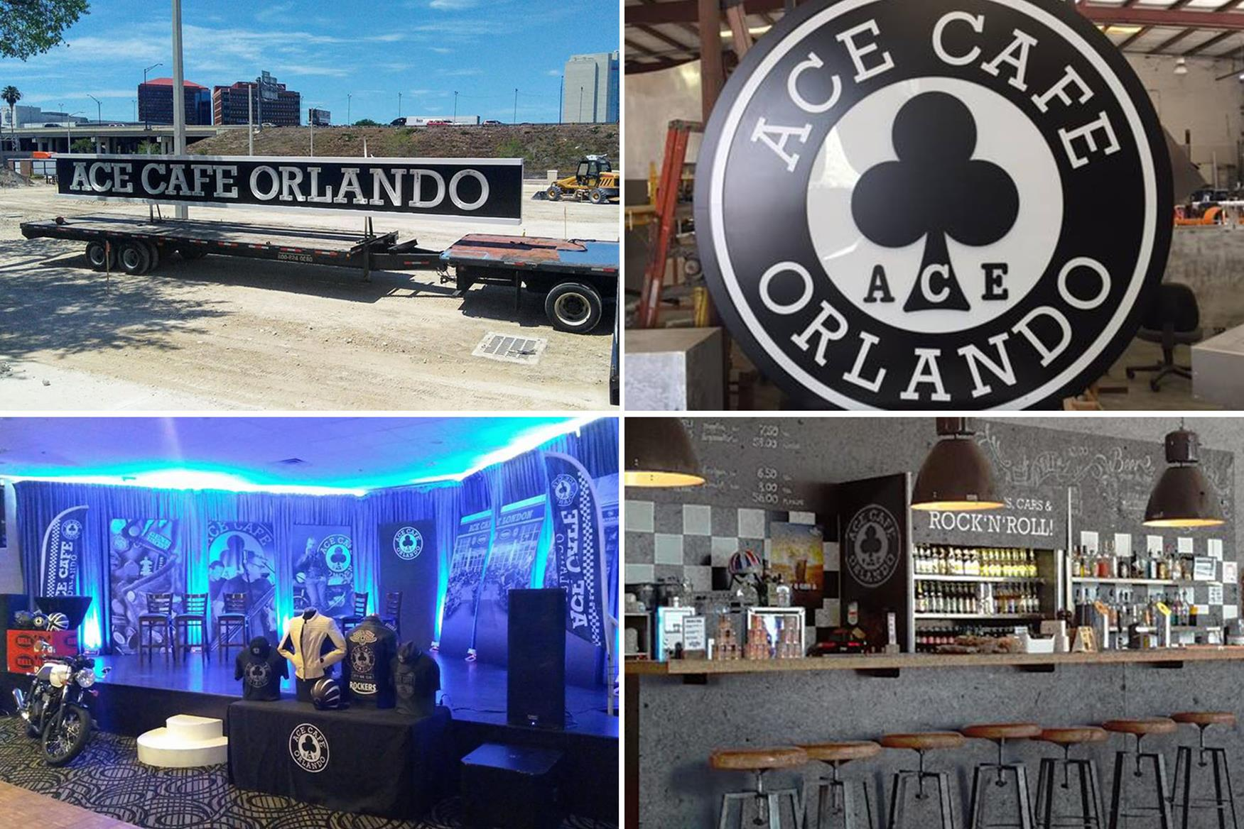 Ace Cafe Orlando opens next week! | MCN