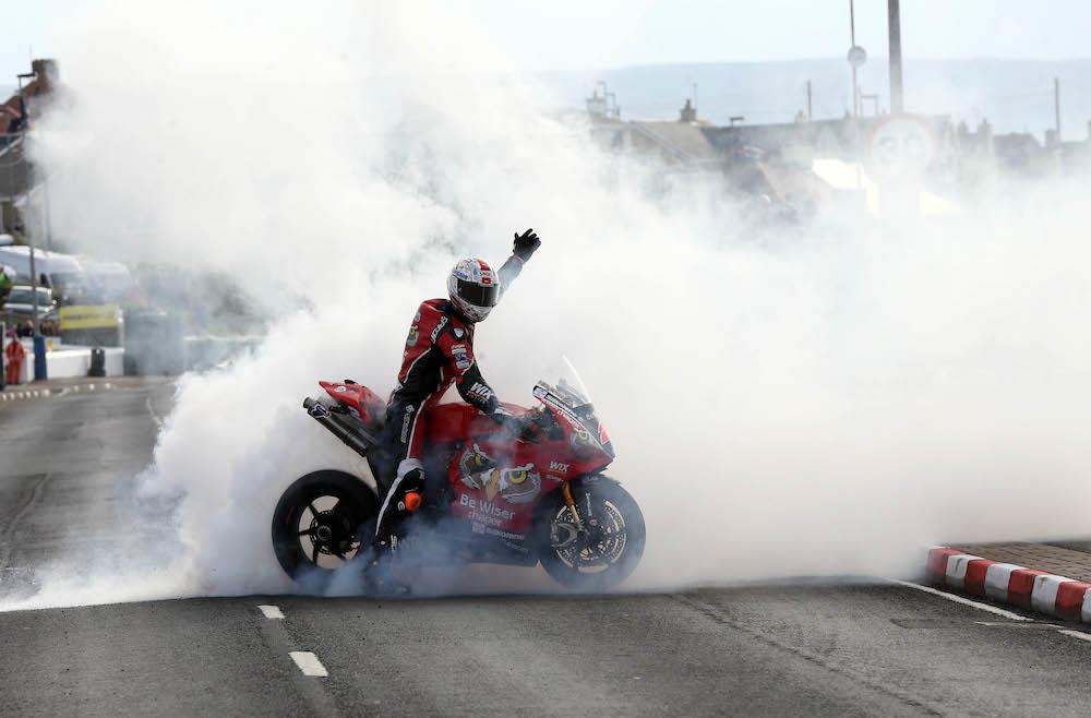 NW200: Irwin: 'Road racing at 90%, nonsense!'