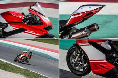 ducati 1299 superleggera (2017-on) review | mcn
